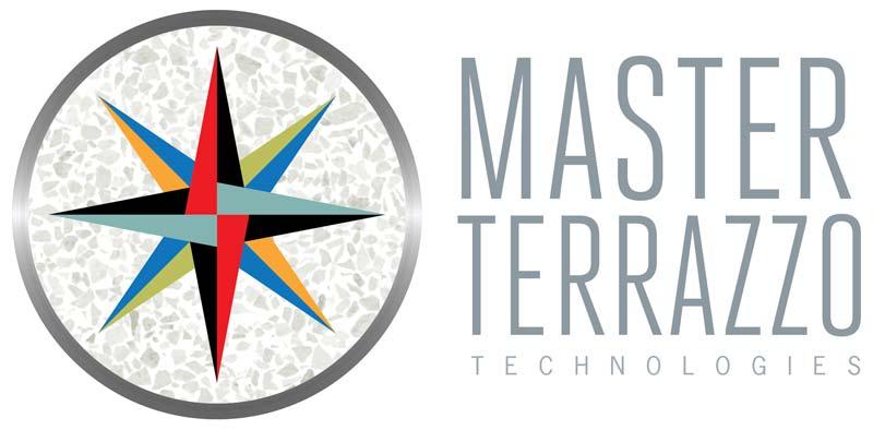 master terrazzo logo design