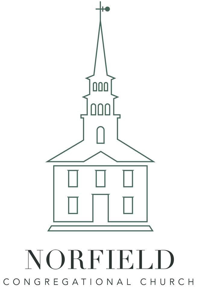 norfield church logo design